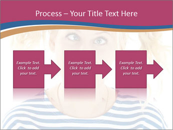 Woman  a funny look PowerPoint Templates - Slide 88