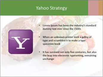 Meat with vegetables PowerPoint Templates - Slide 11
