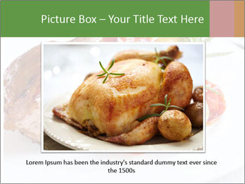 Meat with vegetables PowerPoint Templates - Slide 15
