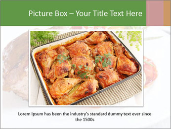 Meat with vegetables PowerPoint Template - Slide 16