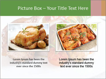 Meat with vegetables PowerPoint Templates - Slide 18