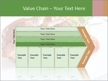 Meat with vegetables PowerPoint Template - Slide 27