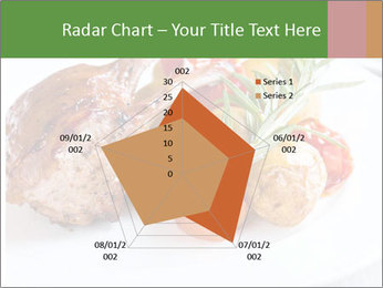 Meat with vegetables PowerPoint Templates - Slide 51