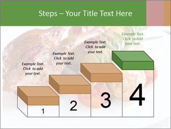 Meat with vegetables PowerPoint Templates - Slide 64