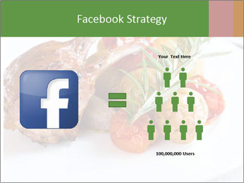 Meat with vegetables PowerPoint Templates - Slide 7