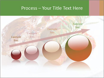 Meat with vegetables PowerPoint Templates - Slide 87