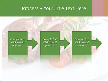Meat with vegetables PowerPoint Templates - Slide 88