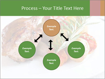 Meat with vegetables PowerPoint Templates - Slide 91