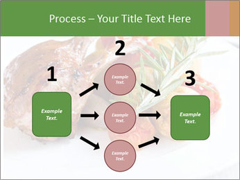 Meat with vegetables PowerPoint Template - Slide 92