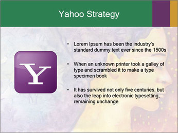 Portrait of women PowerPoint Template - Slide 11