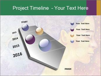 Portrait of women PowerPoint Template - Slide 26