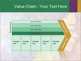 Portrait of women PowerPoint Template - Slide 27