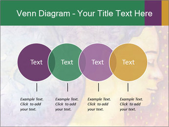 Portrait of women PowerPoint Template - Slide 32