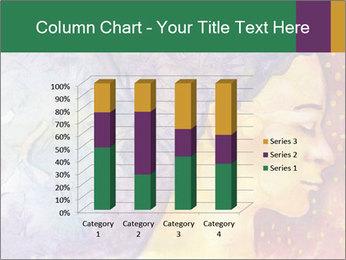 Portrait of women PowerPoint Template - Slide 50