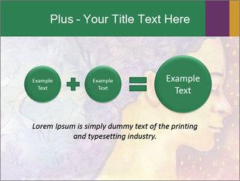 Portrait of women PowerPoint Template - Slide 75