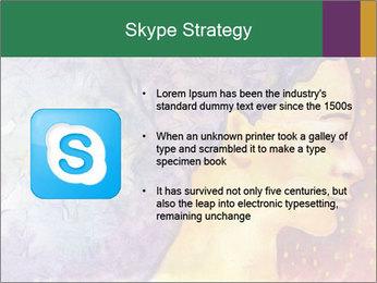 Portrait of women PowerPoint Template - Slide 8