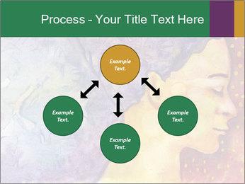 Portrait of women PowerPoint Template - Slide 91