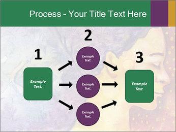 Portrait of women PowerPoint Template - Slide 92