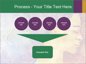 Portrait of women PowerPoint Template - Slide 93