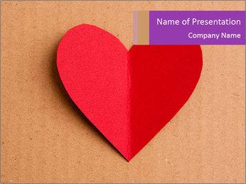 Valentine's day PowerPoint Template - Slide 1