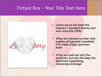 Valentine's day PowerPoint Template - Slide 13