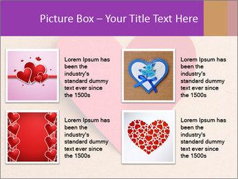 Valentine's day PowerPoint Template - Slide 14