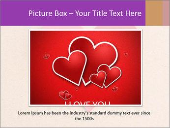 Valentine's day PowerPoint Template - Slide 15
