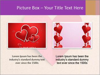 Valentine's day PowerPoint Template - Slide 18
