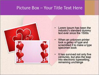 Valentine's day PowerPoint Template - Slide 20