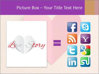 Valentine's day PowerPoint Template - Slide 21