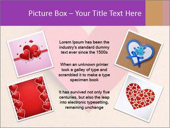 Valentine's day PowerPoint Template - Slide 24