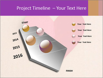 Valentine's day PowerPoint Templates - Slide 26