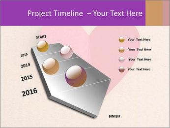 Valentine's day PowerPoint Template - Slide 26