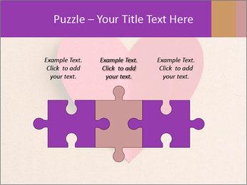 Valentine's day PowerPoint Template - Slide 42