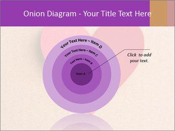 Valentine's day PowerPoint Template - Slide 61