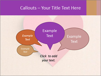 Valentine's day PowerPoint Templates - Slide 73