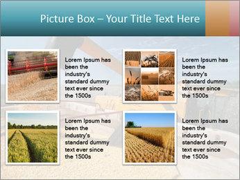 Farmland in Brazil PowerPoint Template - Slide 14