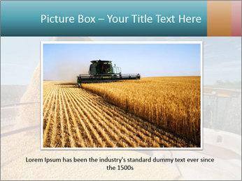 Farmland in Brazil PowerPoint Template - Slide 16