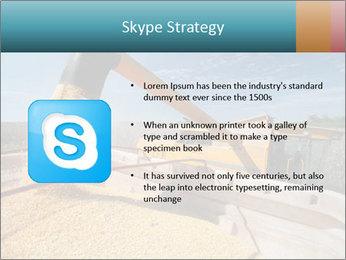 Farmland in Brazil PowerPoint Template - Slide 8