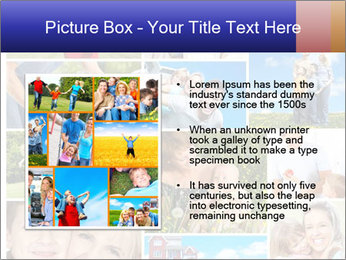 Happy family PowerPoint Template - Slide 13