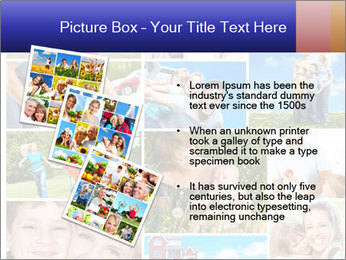 Happy family PowerPoint Template - Slide 17