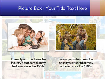Happy family PowerPoint Template - Slide 18