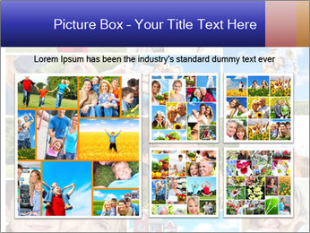 Happy family PowerPoint Template - Slide 19