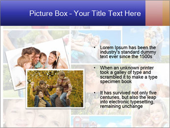Happy family PowerPoint Template - Slide 20