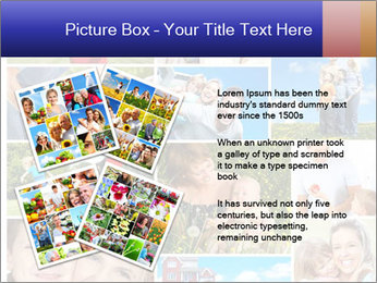 Happy family PowerPoint Template - Slide 23