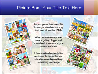 Happy family PowerPoint Template - Slide 24