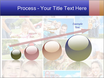 Happy family PowerPoint Template - Slide 87