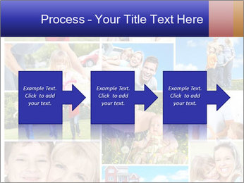 Happy family PowerPoint Template - Slide 88