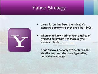 Boat trip PowerPoint Template - Slide 11