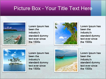 Boat trip PowerPoint Templates - Slide 14